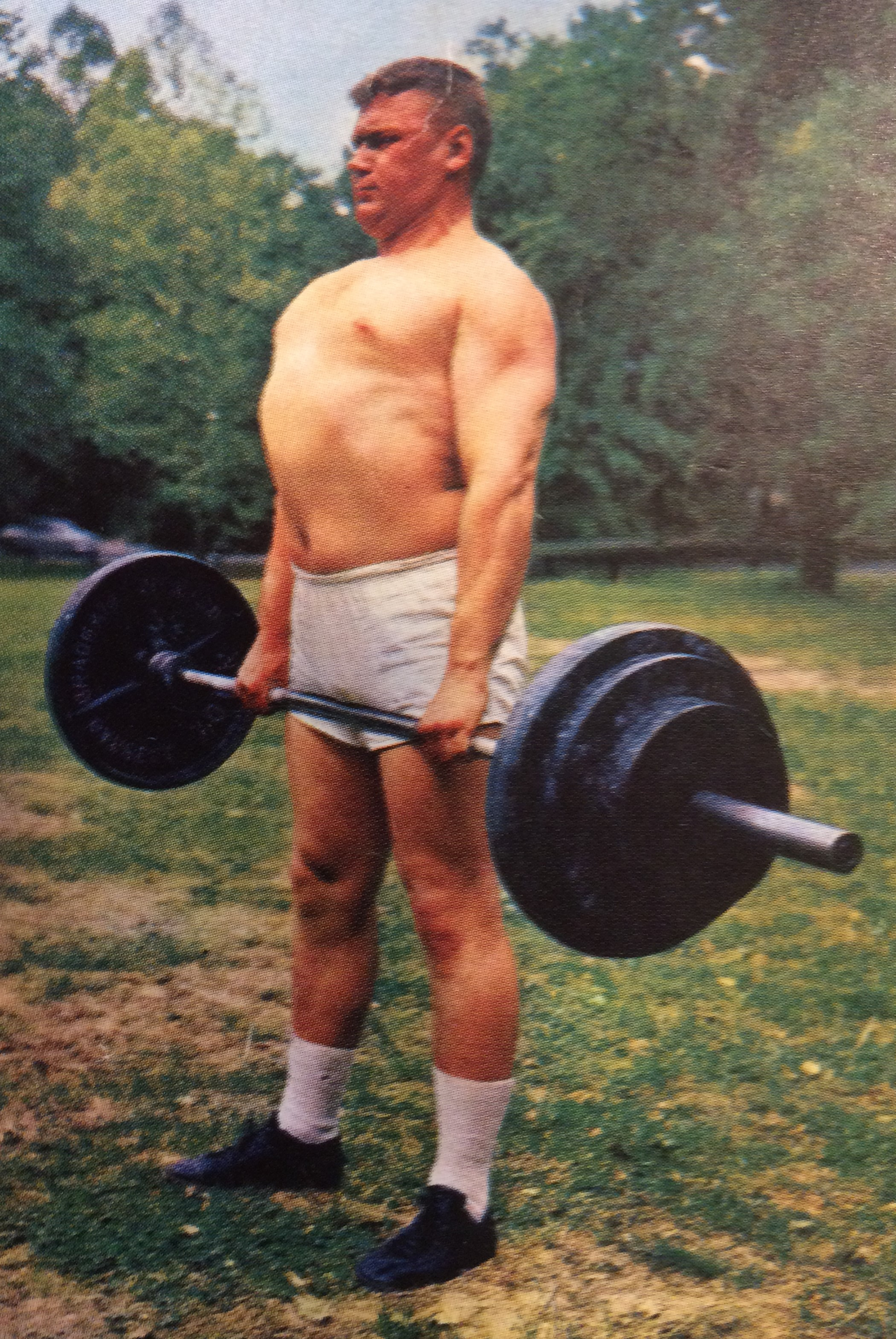 Stan Jones - USA Strength and Conditioning Coaches Hall of ...